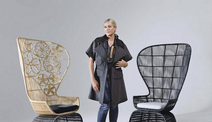 high-end furniture design The best collaborations in Italian High-End Furniture Design Patricia Urquiola1