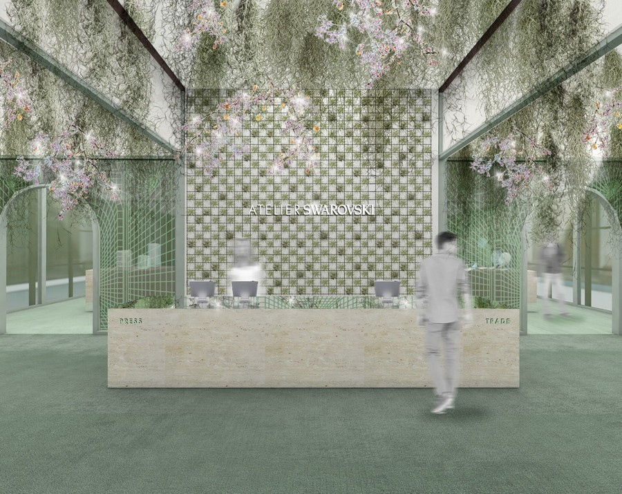 milan design week Milan Design Week: the brands that give life to the event! Swarovsky PALAZZO