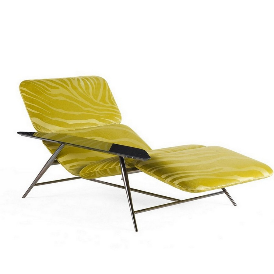 milan design week Milan Design Week: the brands that give life to the event! Tahiti Chaise Longue