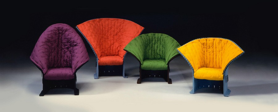 italian craftsmanship The Most Exquisite Italian Craftsmanship the world has seen The Most Exquisite Italian Craftsmanship Feltri Armchairs Gaetano Pesce