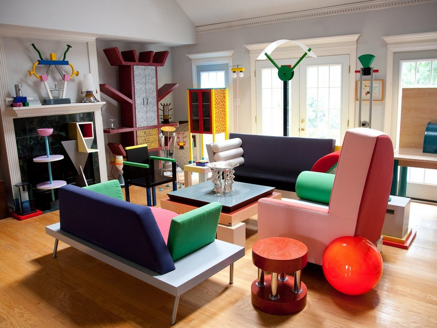 The Most Exquisite Italian Craftsmanship the world has seen italian craftsmanship The Most Exquisite Italian Craftsmanship the world has seen The Most Exquisite Italian Craftsmanship Memphis Design Living Room Ettore Sottsass