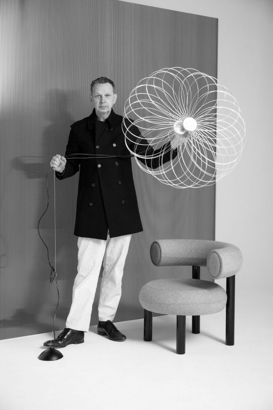 A look at Fat: the chair Tom Dixon will reveal at Milan Design Week milan design week A look at The Fat Chair by Tom Dixon | Best of Milan Design Week TomDixon6