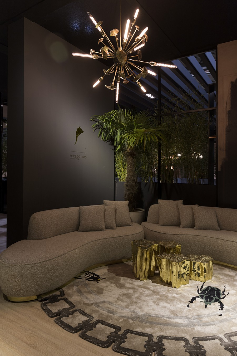 interior design trends Milan Design Week | The Best of isaloni 2019's Interior Design Trends BL4 2
