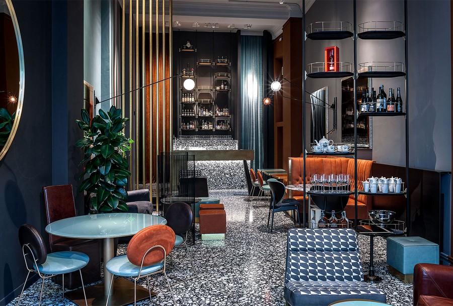 milan design week Milan Design Week 2019: the events not to miss during the week Baxter Bar