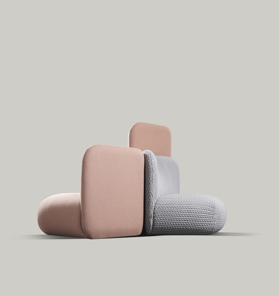 miniforms Have a look at the new furniture pieces by Miniforms Botera Composition 2