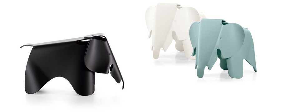 milan design week Milan Design Week: A lookback at the novelties from some top brands (Part 2) Eames Elephant