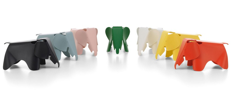 milan design week Milan Design Week: A lookback at the novelties from some top brands (Part 2) Eames Elephant3