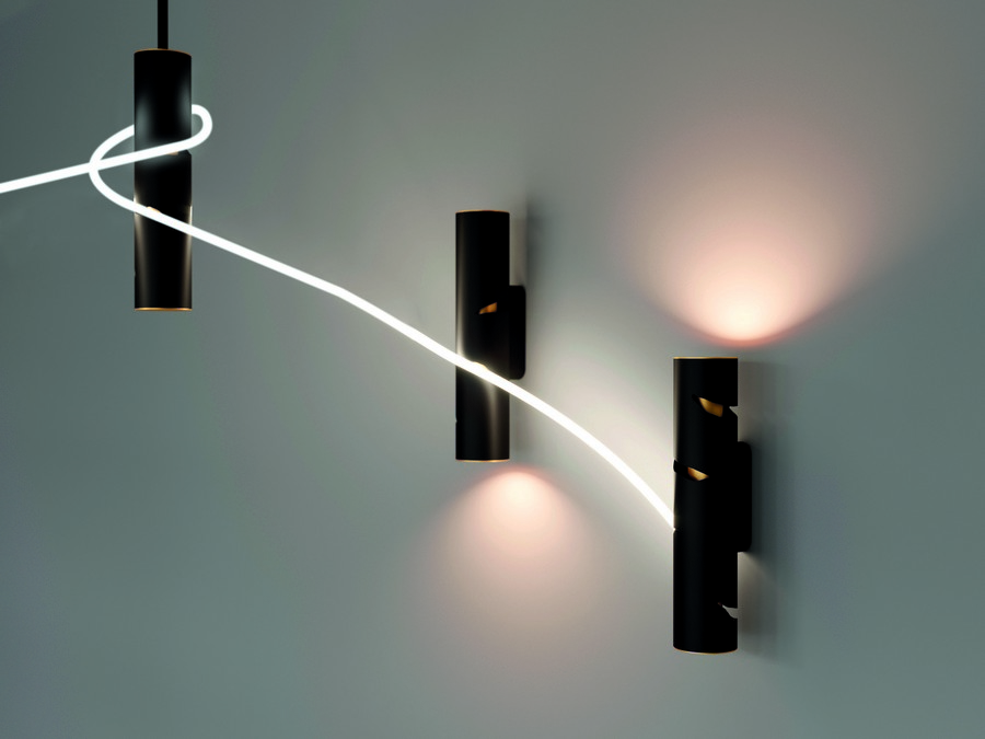 artemide A look into some of the top collections presented by Artemide Interweave 002