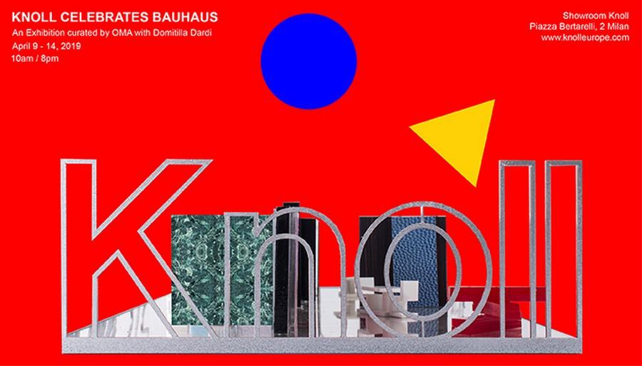 milan design week Milan Design Week 2019: the events not to miss during the week Knoll 1