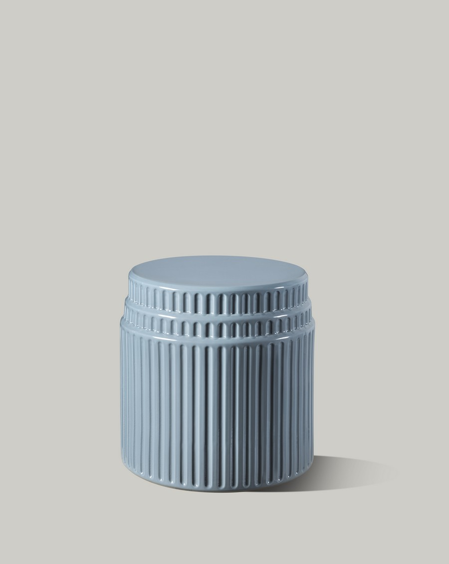 miniforms Have a look at the new furniture pieces by Miniforms Kolos High Blue gray