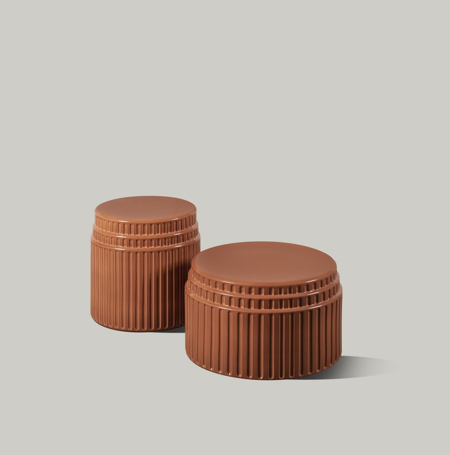 miniforms Have a look at the new furniture pieces by Miniforms Kolos Amber