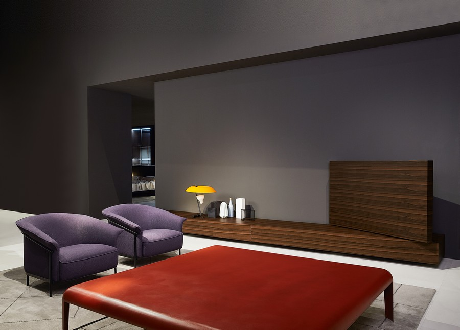 porro Check out these furniture novelties by Porro and Piero Lissoni MODERN 01