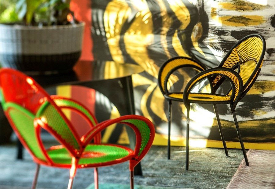 milan design week Milan Design Week: the showcase in Moroso's showroom Mafrique5