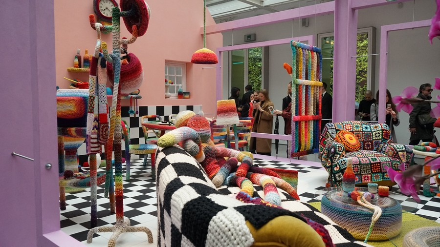 milan design week Milan Design Week 2019: what you can see around the city Missoni3 2