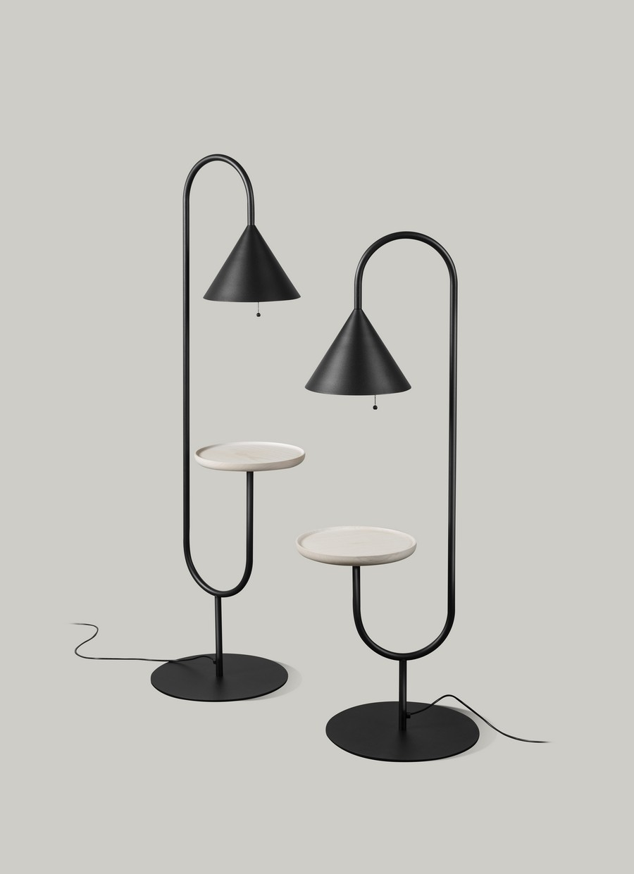 miniforms Have a look at the new furniture pieces by Miniforms Ozz Lamp