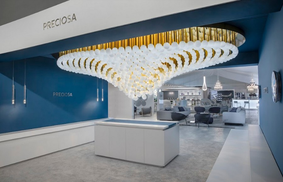 preciosa A lookback at Preciosa's stand and novelties during isaloni 2019 Preciosa3 1