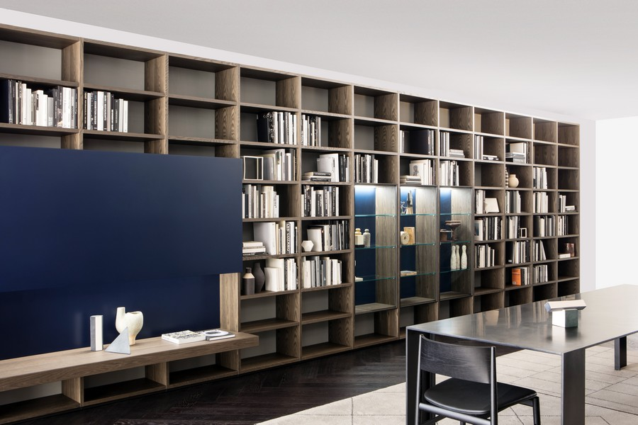 porro Check out these furniture novelties by Porro and Piero Lissoni SYSTEM 03