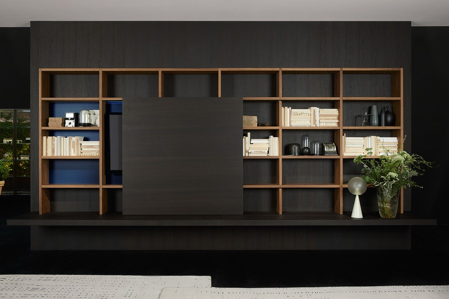 porro Check out these furniture novelties by Porro and Piero Lissoni SYSTEM 05