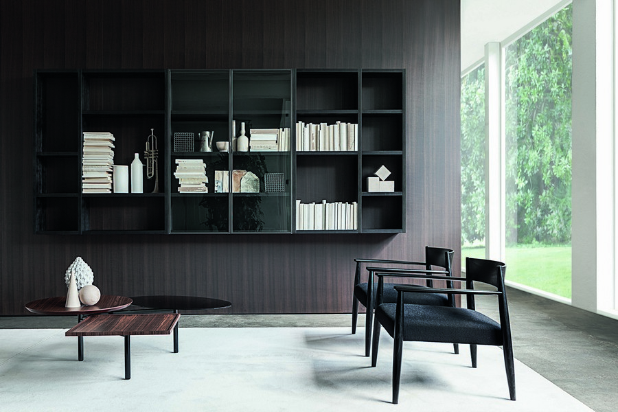 porro Check out these furniture novelties by Porro and Piero Lissoni SYSTEM 06