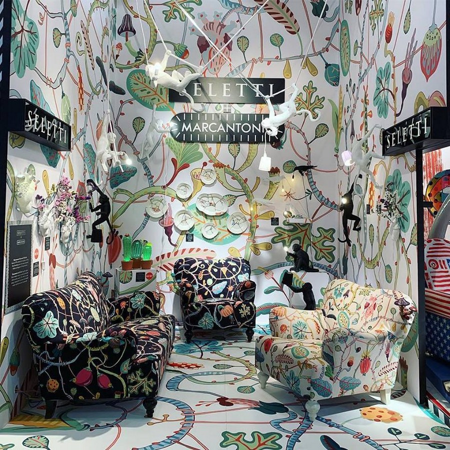 Here are a couple of interior design trends from isaloni 2019 interior design trends Milan Design Week | The Best of isaloni 2019's Interior Design Trends Seletti 2