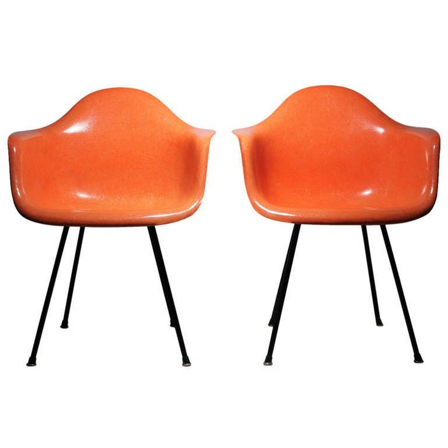 milan design week Milan Design Week: A lookback at the novelties from some top brands (Part 2) Shell Chairs