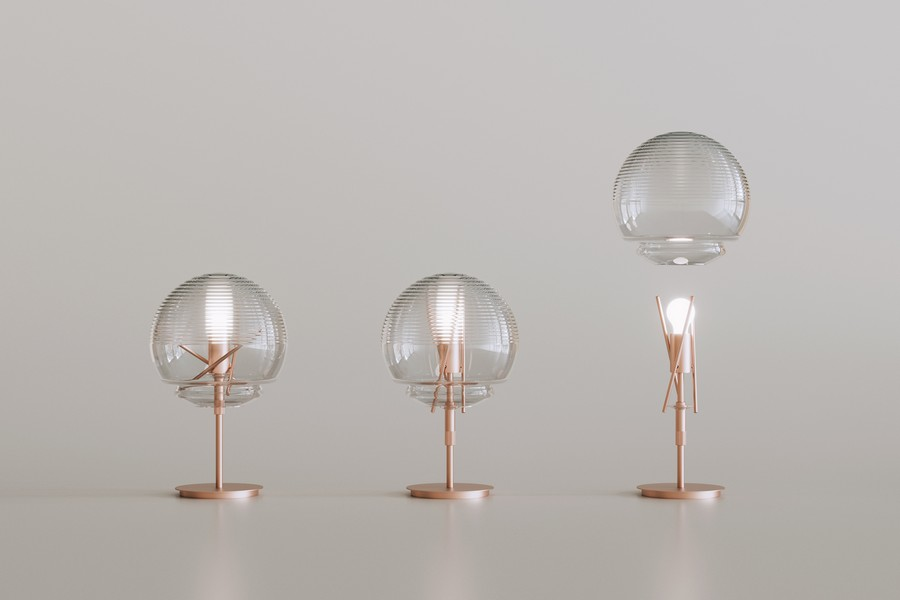 artemide A look into some of the top collections presented by Artemide Vitruvio T 003