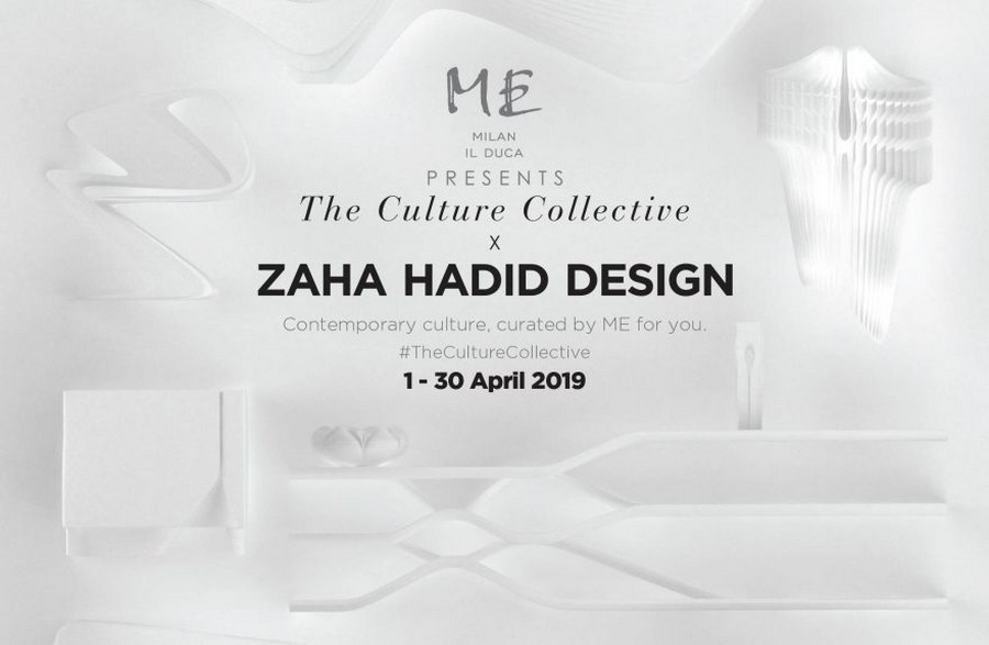 milan design week Milan Design Week 2019: don't miss these events from 9-11th of April Zaha Hadid