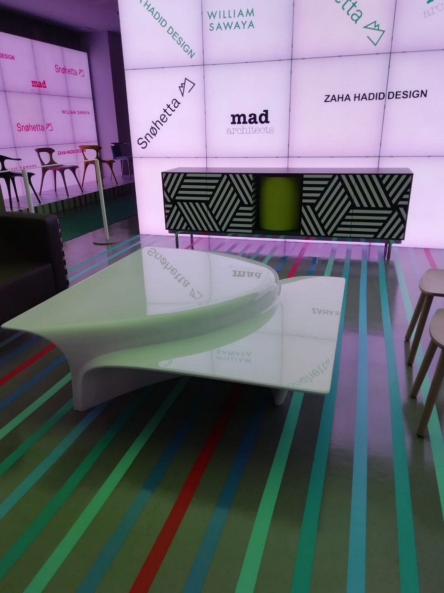 milan design week Milan Design Week 2019: what you can see around the city ZahaHadid1