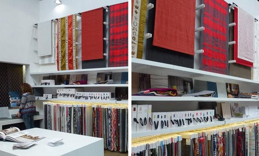 elitis Have you seen Elitis' amazing showroom in Milan city? 004 Elitis showroom milan 666x400