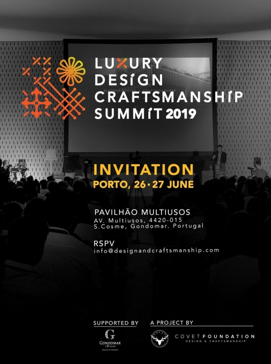Know more about the Luxury Design & Craftsmanship Summit 2019 craftsmanship summit Know more about the Luxury Design & Craftsmanship Summit 2019 Craftsmanship3