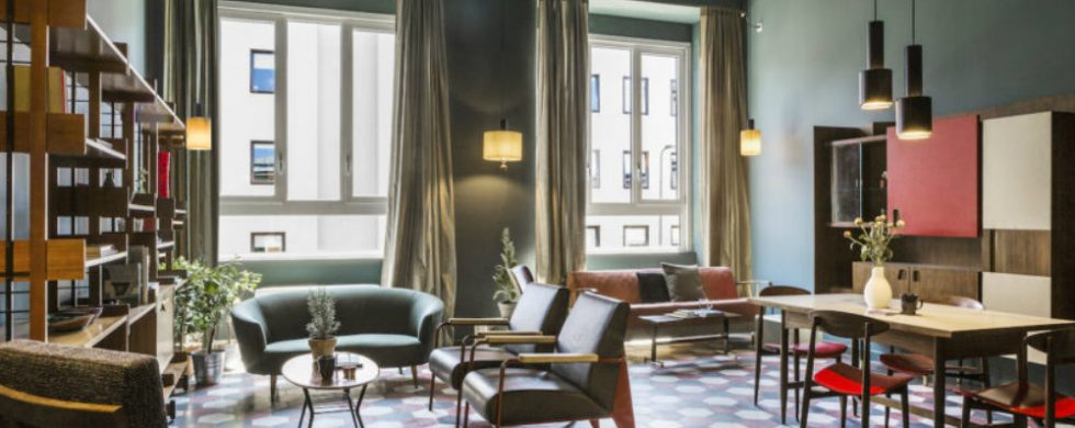 casaBASE: a look inside this amazing hotel in Tortona district casabase casaBASE: a look inside this amazing hotel in Tortona district FEATURE 4 980x390