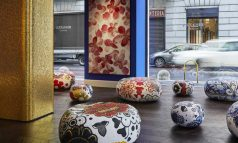 Pebbles collection: one of the latest projects from Marcel Wanders
