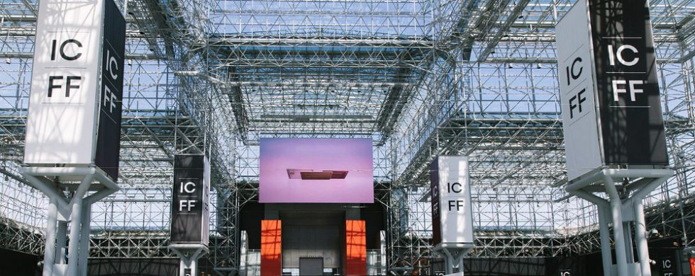 ICFF 2019: what to expect and some luxury brands to see icff 2019 ICFF 2019: what to expect and some luxury brands to see FEATURE 980x390