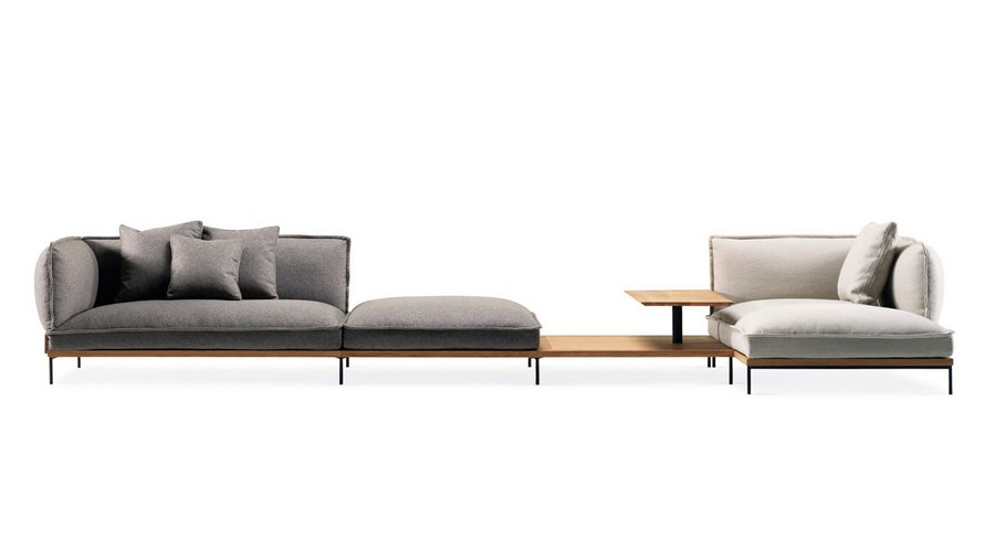 This is Jord: a modular sofa that joins Swedish and Italian design italian design This is Jord: a modular sofa that joins Swedish and Italian design Luca Nichetto Fogia Jord 1