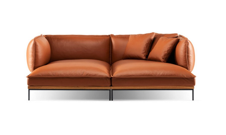 italian design This is Jord: a modular sofa that joins Swedish and Italian design Luca Nichetto Fogia Jord 5