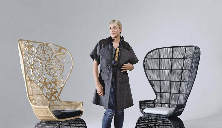 luxury furniture A look at some of the best crossovers in luxury furniture design Patricia Urquiola