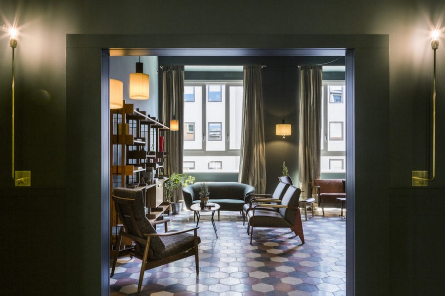 casabase casaBASE: a look inside this amazing hotel in Tortona district casaBase2