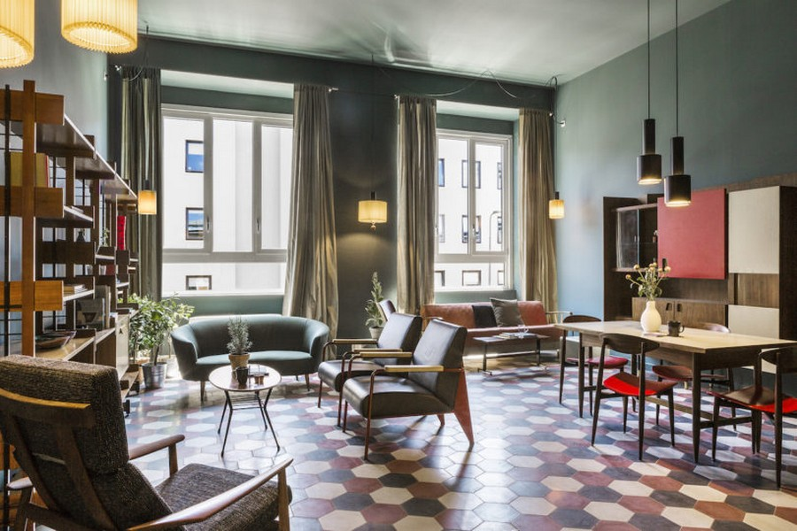 casabase casaBASE: a look inside this amazing hotel in Tortona district casaBase3