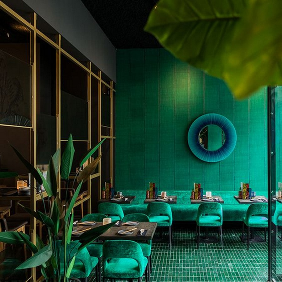 Have you seen Elitis' amazing showroom in Milan city?