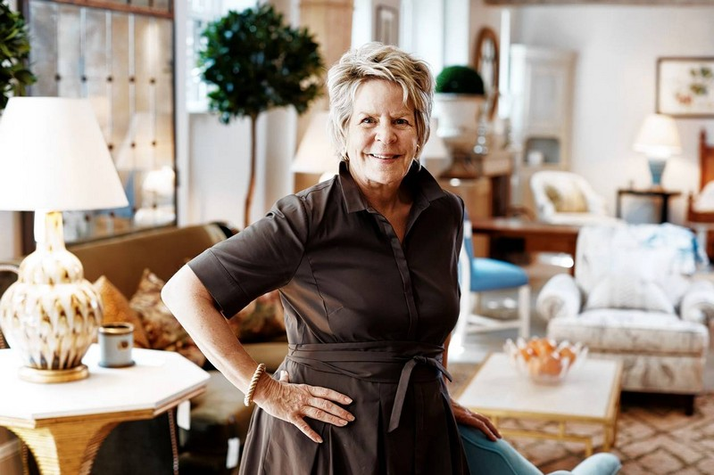 interior designers Don't miss our list of the 100 best interior designers (pt. 1) Bunny Williams