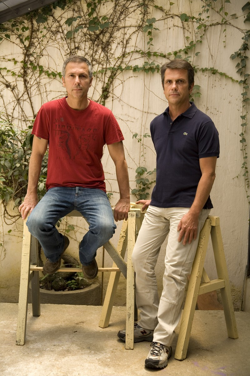 interior designers Don't miss our list of the 100 best interior designers (pt. 1) Campana Brothers