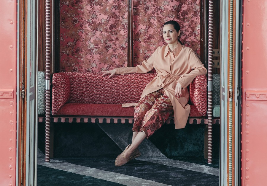 best interior designers Here's our top 20 list of best interior designers from Milan (pt2) Cristina Celestino