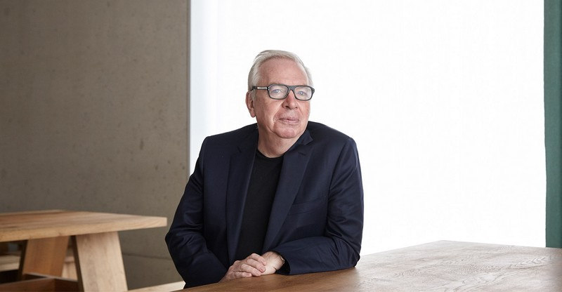 interior designers Don't miss our list of the 100 best interior designers (pt. 1) David Chipperfield