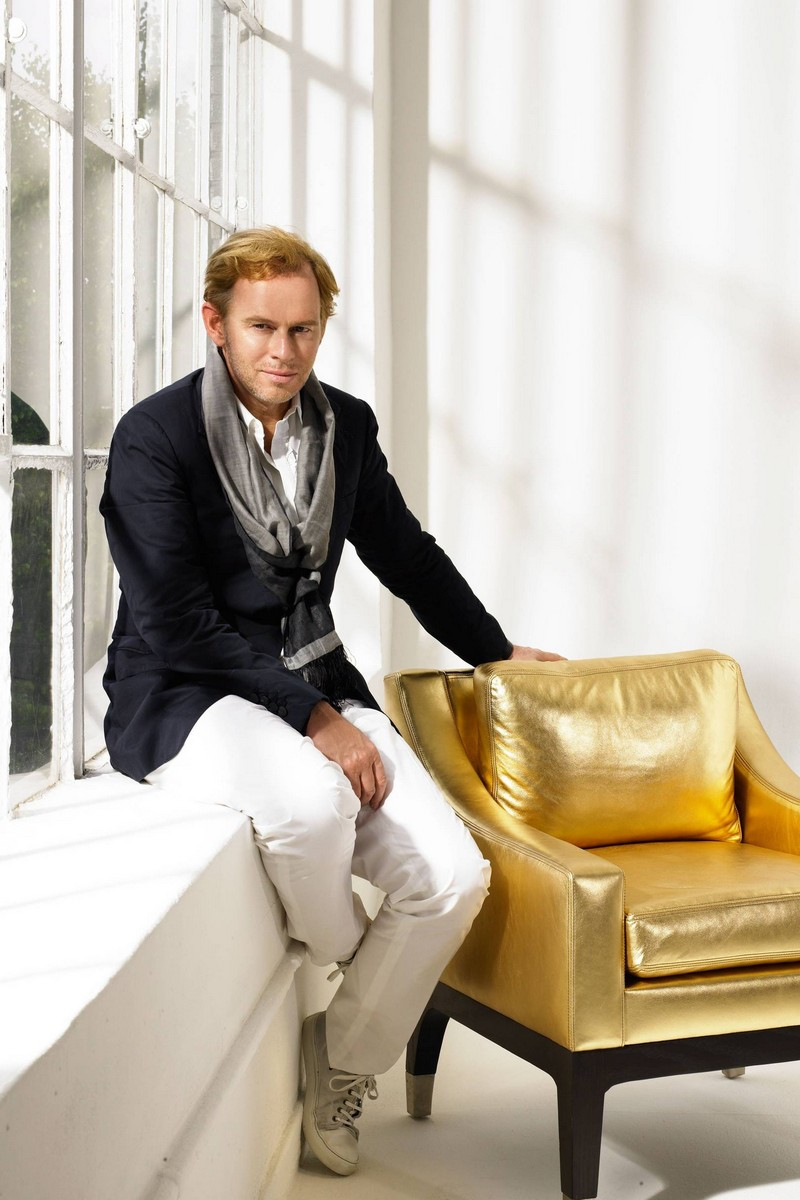 interior designers Don't miss our list of the 100 best interior designers (pt. 1) David Collins