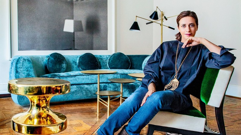 interior designers Don't miss our list of the 100 best interior designers (pt. 1) India Mahdavi