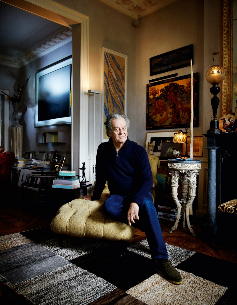 interior designers Don't miss our list of the 100 best interior designers (pt. 1) Jacques Grange