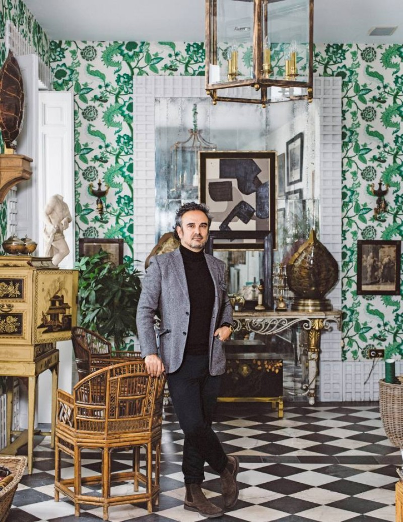 interior designers Don't miss our list of the 100 best interior designers (pt. 1) Lorenzo Castillo