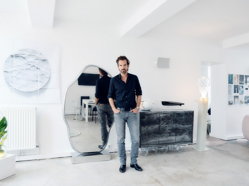 interior designers Don't miss our list of the 100 best interior designers (pt. 2) Mathieu Lehanneur