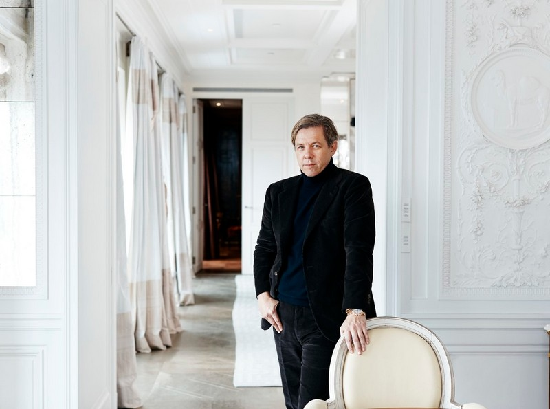 interior designers Don't miss our list of the 100 best interior designers (pt. 2) Michael S Smith
