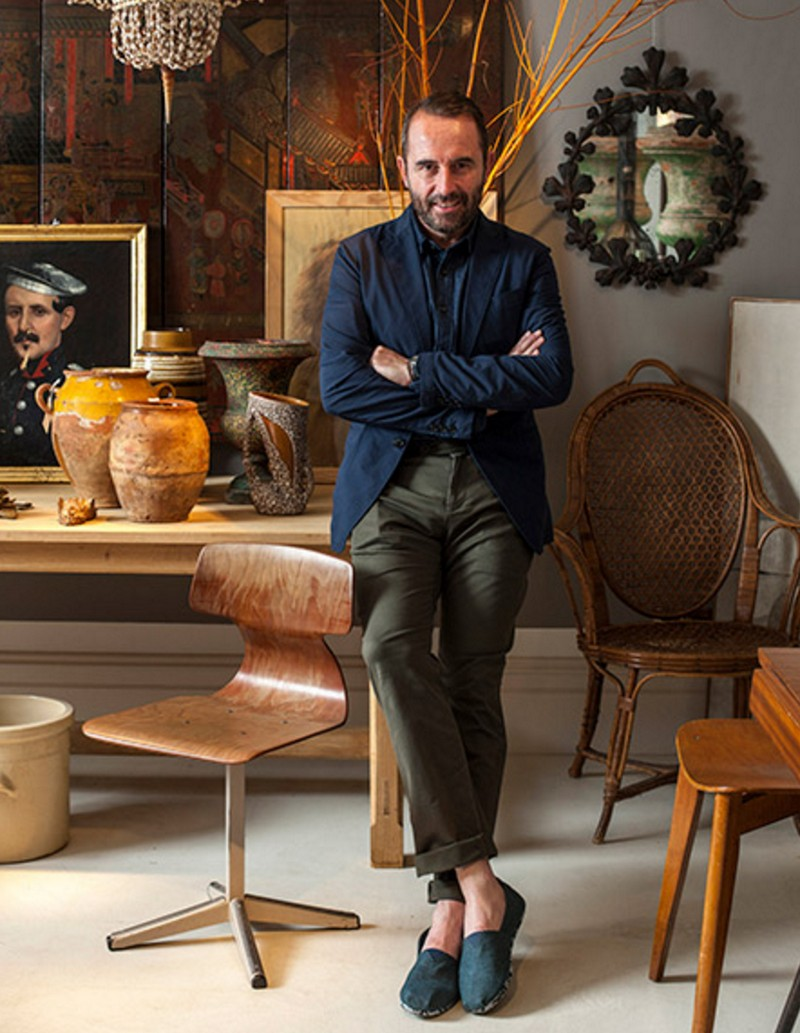 interior designers Don't miss our list of the 100 best interior designers (pt. 2) Pepe Leal
